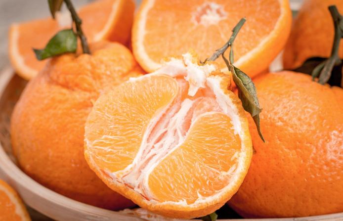丑橘果肉图
